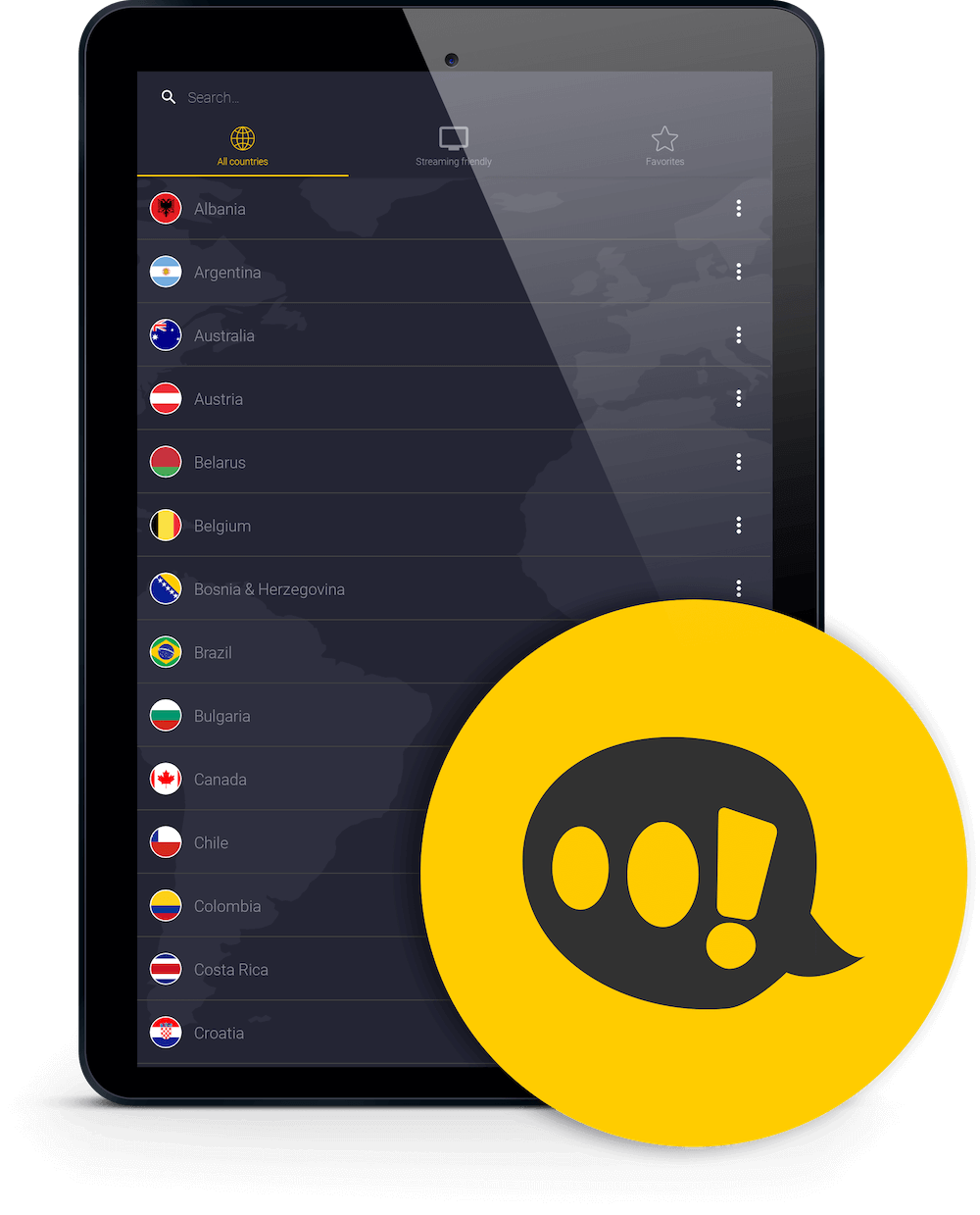 CyberGhost VPN 7 0 for Android