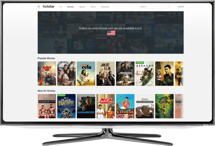 How to watch exclusive content from Hotstar outside India with a VPN